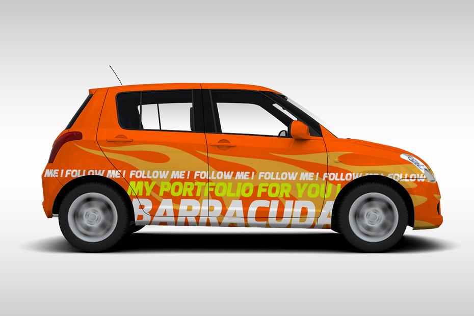 Auto Branding mit Autofolierung