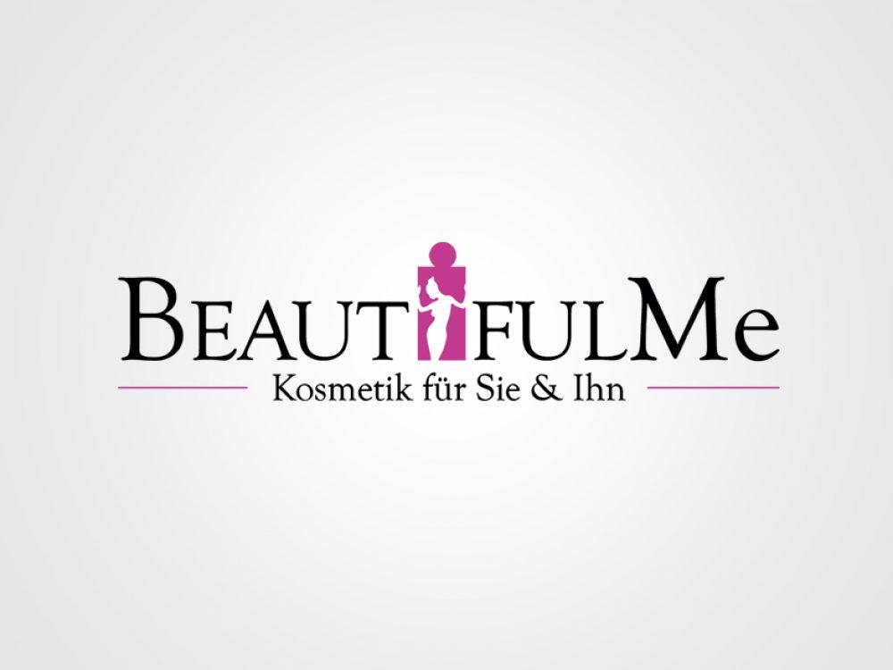 Logodesign für die Startup Firma BeautifulMe