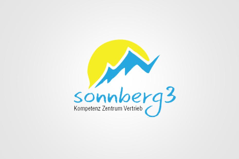 Redesign des Sonnberg3 Firmenlogos