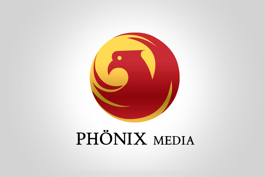 Logodesign für Phönix Media
