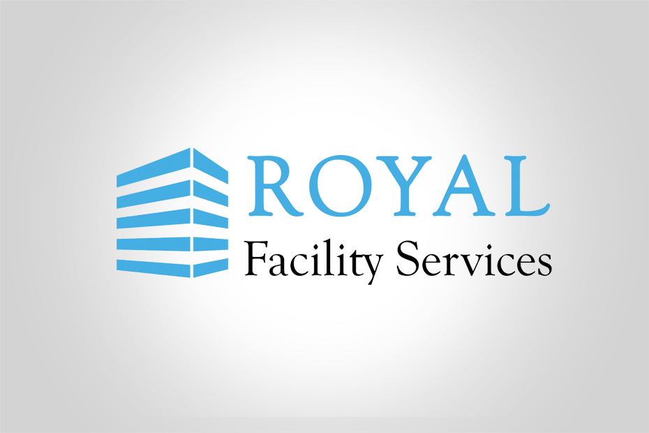 Logodesign für Royal Facility Services