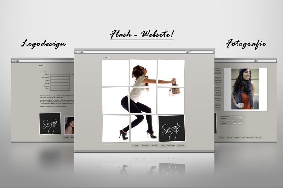 Das Rundum Paket mit Logodesign, Website und Fotobearteitung