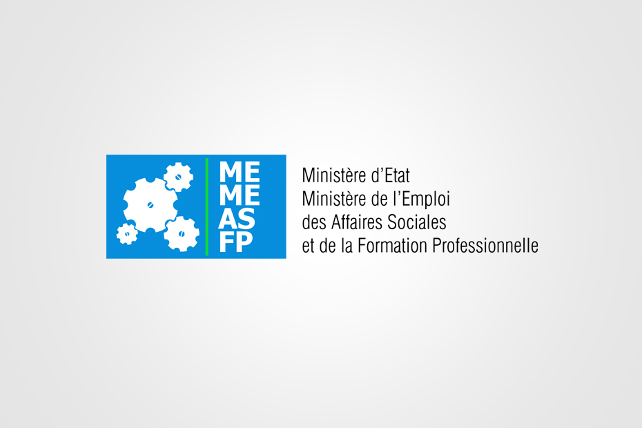 Logodesign die das UNIDO Projekt MEMEASFP